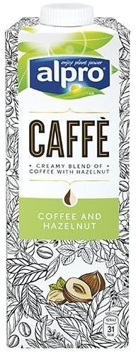 Alpro Soja CAFFÈ Kaffee und Haselnuss 1l