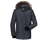 Schöffel Down Parka Storm Range L for Women navy blazer 8820