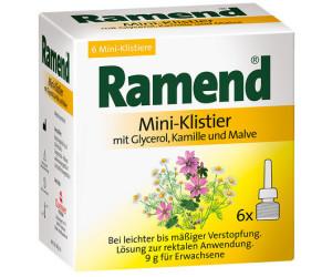 Ramend Mini-Klistier (6 x 9 g)