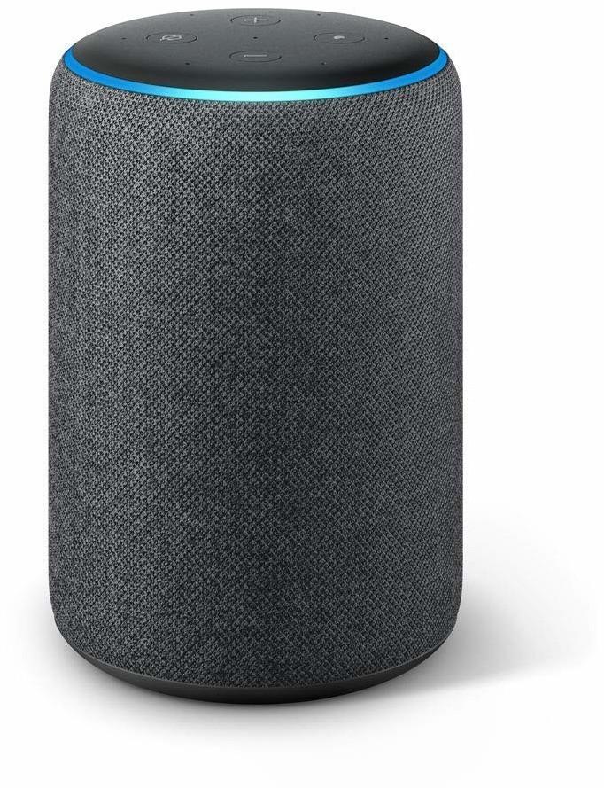 Amazon Echo Plus (2nd Generation) anthracite Fabric
