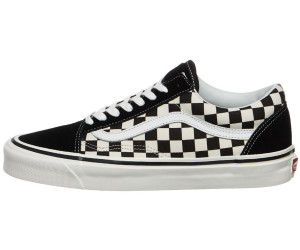 Vans Old Skool Primary Check black white a € 59 2b30d13bf23