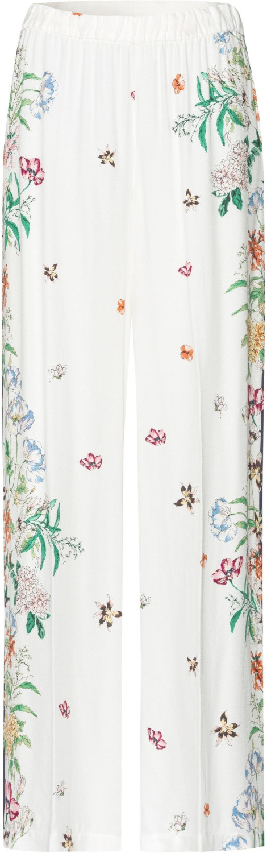 Esprit Floral Printed Crepe Pants