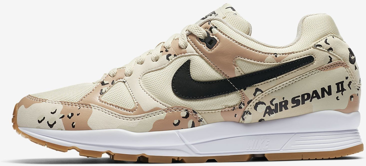 Nike Nike Air Span II Premium beach/praline/light cream/black