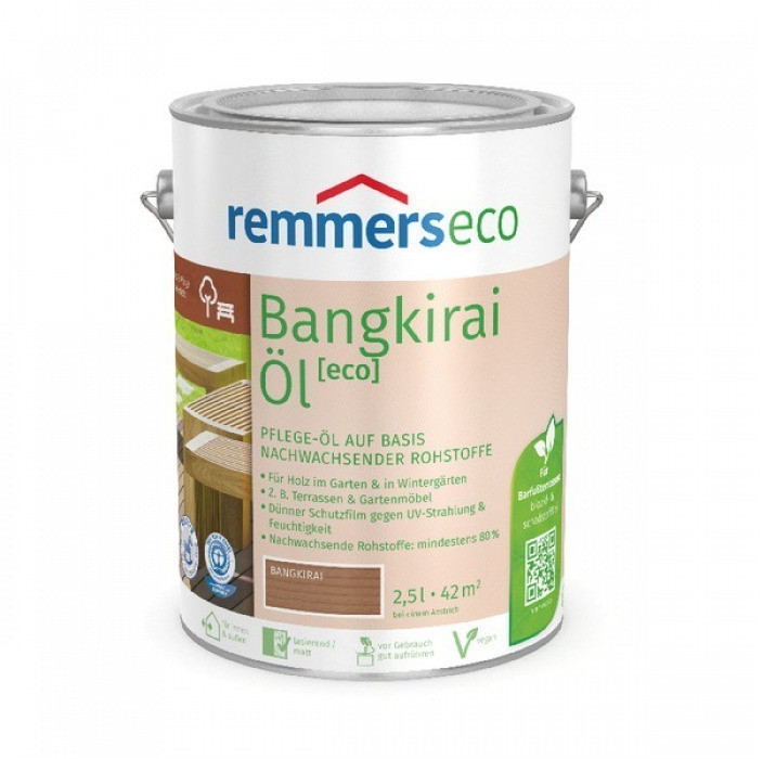 Remmers eco Bangkirai Holzöl 0,75L