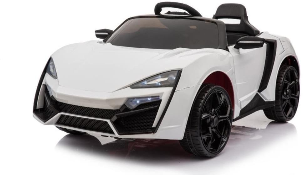 ES-Toys Elektro Auto Concept 88 12V7AH weiß