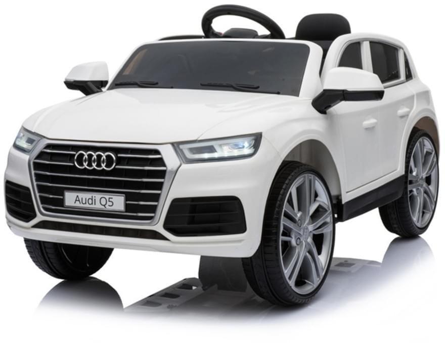 ES-Toys Elektro Auto Audi Q5 S-Line weiß