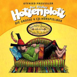 Der Räuber Hotzenplotz - Die große 6 CD-Hörspie...