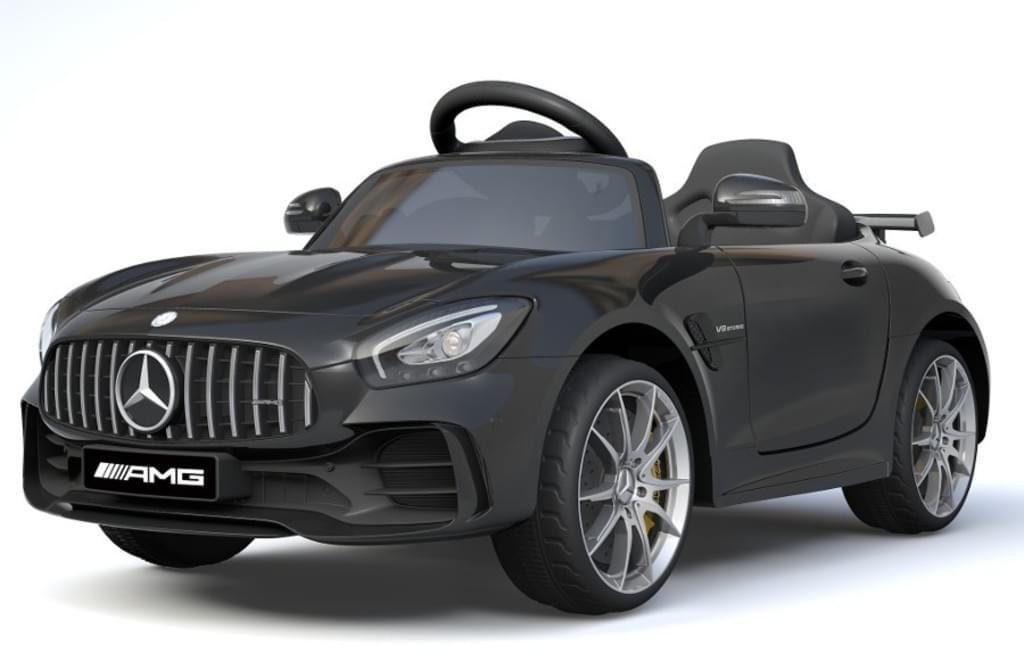 ES-Toys Elektro Auto Mercedes GT R 12V4,5AH sch...