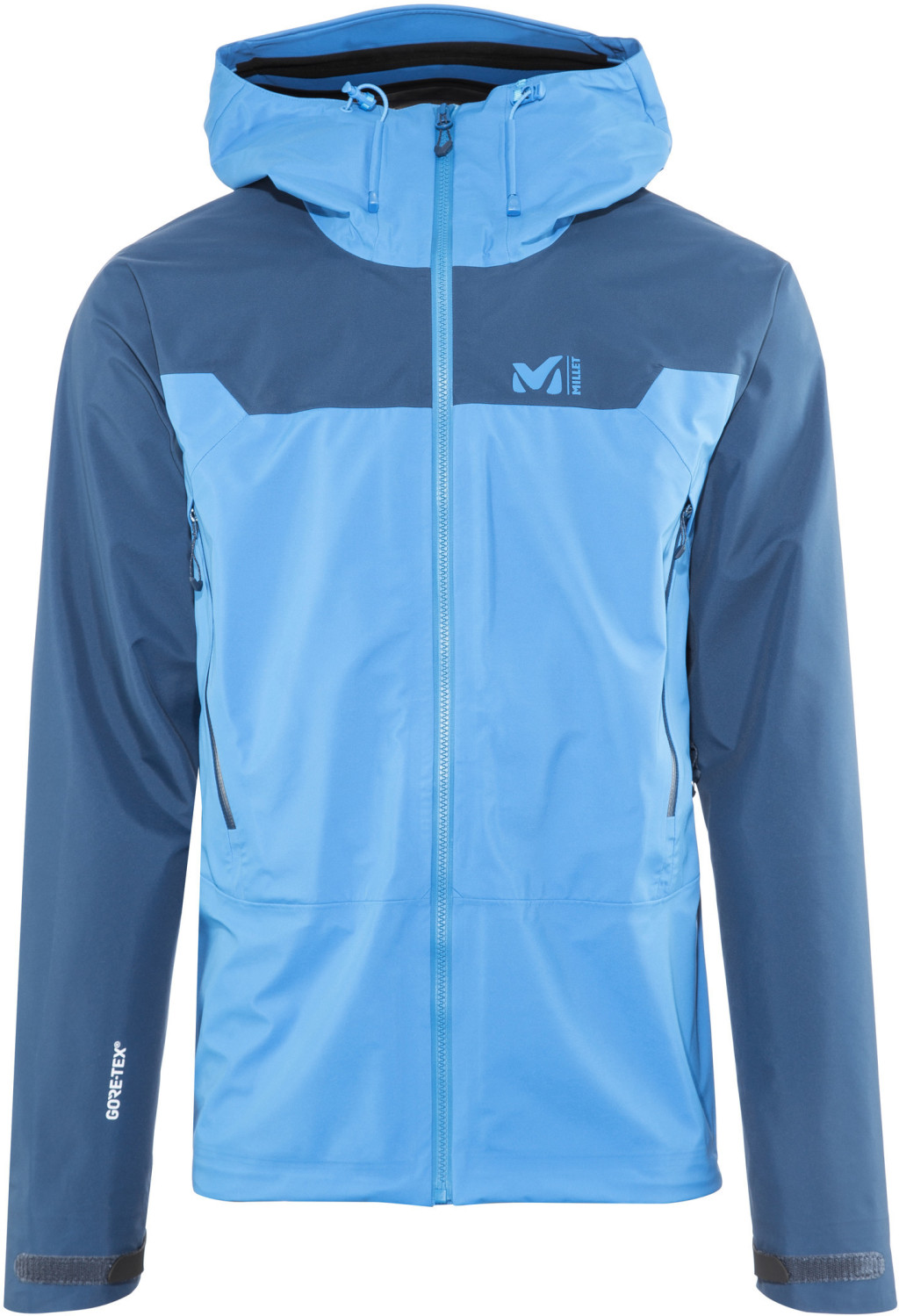 Millet Kamet Light GTX JKT blue