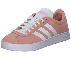 adidas vl court 2.0 w sneaker weiß