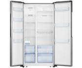 Kleiner Kühlschrank Edelstahl : Kühlschrank silber preisvergleich günstig bei idealo kaufen