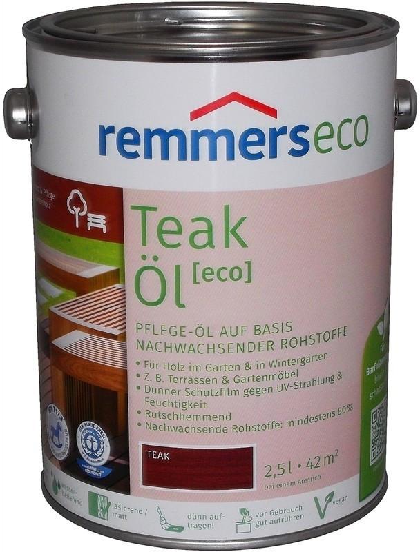 Remmers eco Teak Holzöl 0,75L