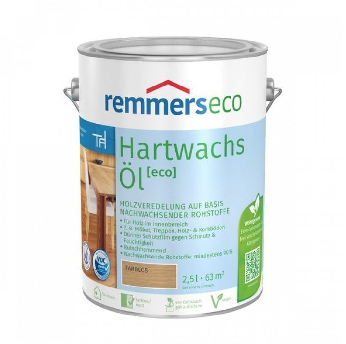 Remmers eco Hartwachs-Öl teak 2,5L