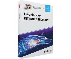 ???? Bitdefender Internet Security 180 Days | 6 Months 3 Pc - Vollversion