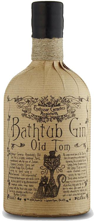 Ampleforth's Bathtub Gin 0,5l 43,3%