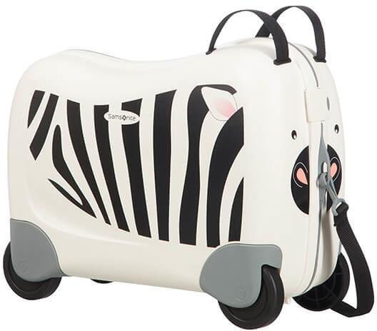 Samsonite Dreamrider Kindertrolley Zebra Zeno