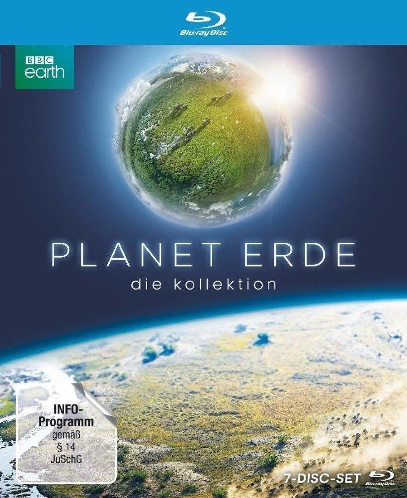 Planet Erde - Die Kollektion (Planet Erde + Planet Erde II) [Blu-ray]