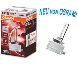 buy osram xenarc night breaker laser d1s next gen. Black Bedroom Furniture Sets. Home Design Ideas