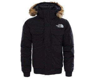 8d3e5afe72 ... shop the north face mens gotham jacket tnf black tnf black 92bb6 11b74