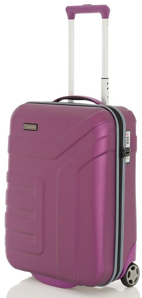 Travelite Vector 2.0 Upright 55 cm plum