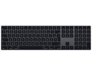 Apple Magic Keyboard with numeric keypad (grey) (FR)