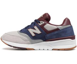 NEW BALANCE ML 597 GNB Schuhe Freizeit Retro Sneaker navy grey burgundy ML597GNB