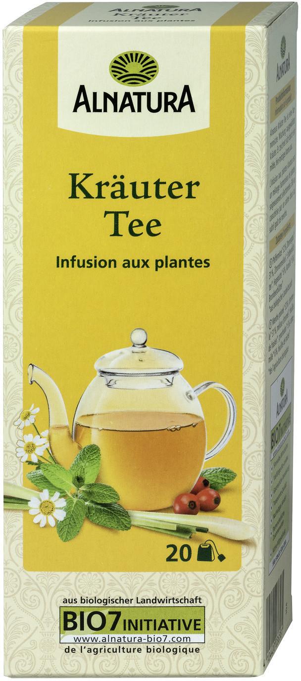 Alnatura Kräuter Tee (20 Stk.)