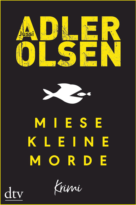 Image of Miese kleine Morde (Jussi Adler-Olsen) [gebundene Ausgabe]