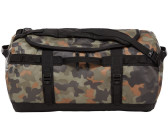 The North Face Base Camp Duffel S new taupe green marcrofleck camo print tnf  black 263ac416e7