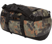 The North Face Base Camp Duffel XS new taupe green macrofleck camo print tnf  black 11405453abc6