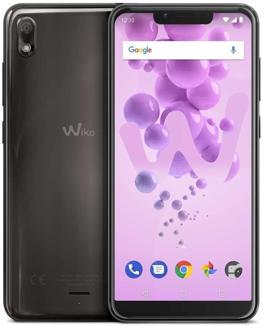 Image of Wiko View 2 Go 16GB anthracite