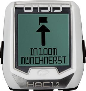 Ciclosport HAC 1.2+ (white)