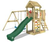 Klettergerüst Mit Schaukel Und Rutsche Gebraucht : Spielturm mit rutsche preisvergleich günstig bei idealo kaufen