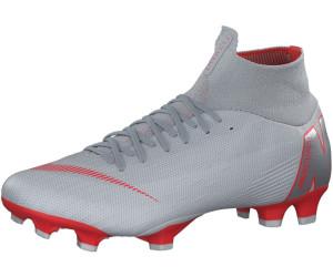 432e4bcbb18e5 Nike Mercurial Superfly VI Pro FG wolf grey pure platinum metallic ...