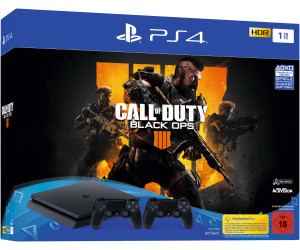 Sony Playstation 4 Ps4 Slim 1tb Call Of Duty Black Ops 4 2