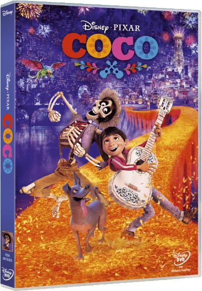 Coco - Lebendiger als das Leben! [DVD]