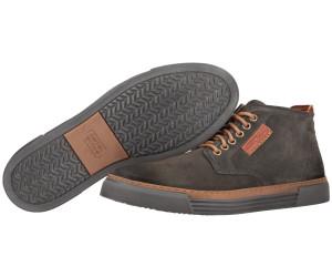 camel active Herren Racket 20 Hohe Sneaker, Grau (Dk.Grey