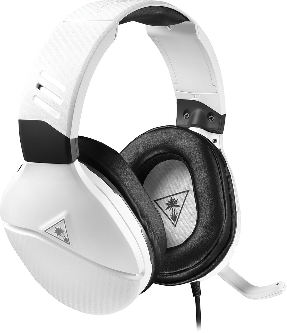 Turtle Beach Recon 200 Gaming Headset White Xbox One Playstation 4 Switch