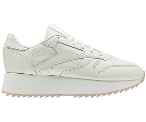 0bc6768f389bbf Buy Reebok Classic Leather Double double-chalk bare beige from ...