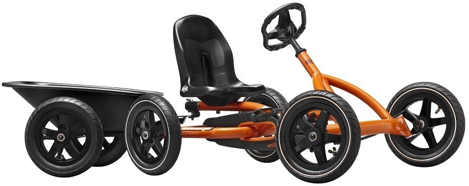 Berg Pedal Go-Kart Buddy orange 0235