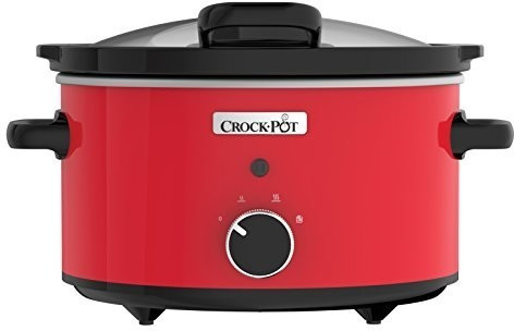 Image of Crock-Pot CSC037 Red
