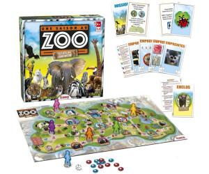 Une Saison Au Zoo Le Jeu Du Soigneur Au Meilleur Prix Sur