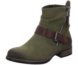 rieker Damen Stiefeletten Grün Schuhe, Größe:39   real