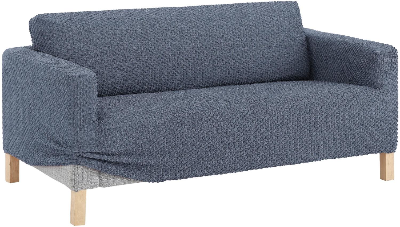 Gaico Sofahusse Eleganza 2-Sitzer blau