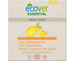 Ecover Essential Classic Spülmaschinen-Tabs Zitrone (25 Stk.)
