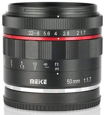 Meike 50mm f1.7 Sony E