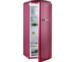 Retro Kühlschrank Neckermann : Gorenje orb153 rosa rechts ab 799 00 u20ac preisvergleich bei idealo.de