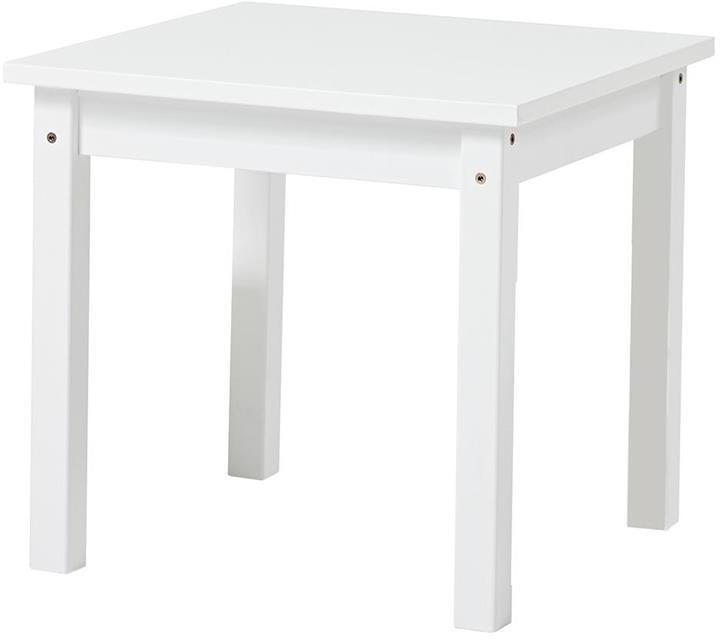 Hoppekids Mads Tisch weiß (36-1027-82-000)