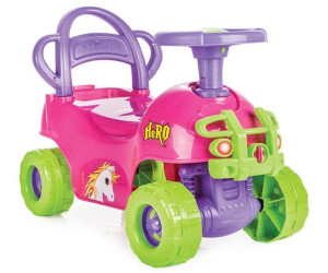 Pilsan Kinderauto Hero rosa 2 in 1