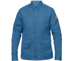 Fjällräven Greenland Zip Shirt Jacket Men azure blue